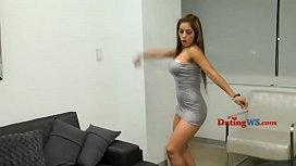 SEXY DANCE MUESTRA CULITO bailando