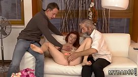 Big hairy daddy xxx Unexpected practice with an older gentleman