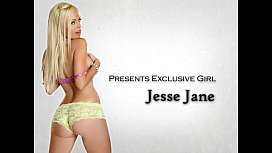 Big-tit blonde babe Jesse Jane loves to deepthroat her man