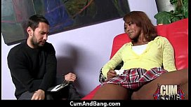 Nasty group blowjob porn video 24