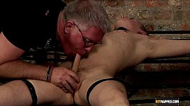 Draining A Boy Of His Load