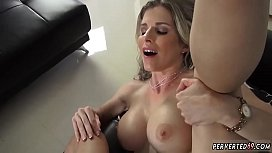 Mom in jeans xxx Cory Chase in Revenge On Your Father