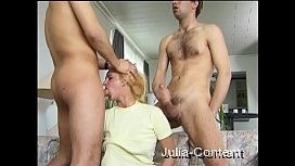 Threesome Fuck with ANAL