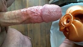 cumming with my fleshlight thrust