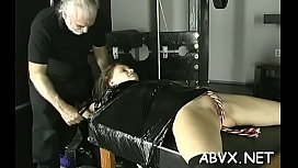 Top notch amateur slavery sex scenes with admirable beauty