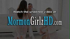 Mormon teen jizzed over