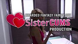 I Caught You Up Sister!!! - SisterCums.com