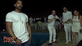 Gogoboy Allan Gon&ccedil_alves em festa particular