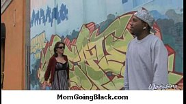 Black dong in my moms pussy 2