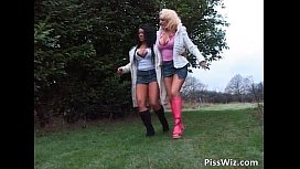 Porn video girl licking woman