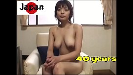 CASTING to JAPANESE MILF of 40 YEARS - Full VIDEO HEREs: https://ouo.io/oLDeL4