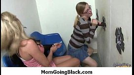 Just See My Mom Going Black 35
