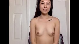 Asian masturbates on webcam - Watch Part 2 on pornimagine.com