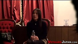 Massaged japanese lesbian