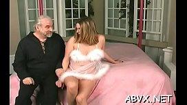 Amateur hottie with fine assets amazing xxx bondage