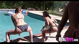Pool party college orgy 083