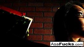 Asa'_s Zombie Anal Creampie