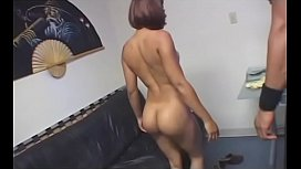 Brunette Alayah Sashu enjoys having cunt licked and then banged