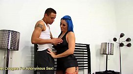 Thick &amp_ Curvy Raven Black Takes A Nice Hard Cock For A Ride