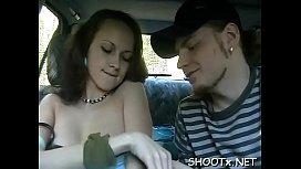 Heavenly brunette darling Tanya in erotic scene