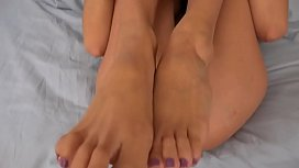 A gorgeous Milf with Beautiful feet and ass. AK