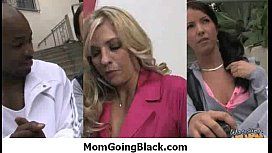 Hot mommy milf takes a ride on a big black cock 28
