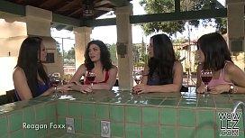 Mindi Mink helps on Jessica'_s issue - Girlfriends Films