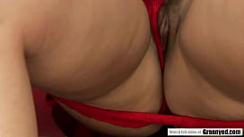 y. and Granny enjoys a decent full sized dick - Hadjara, Marica