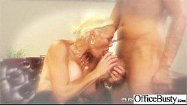 Sex In Office With Huge Round Tits Sluty Girl (rhylee richards) movie-28