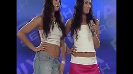 Bellas WrestleMania 31 promo package.