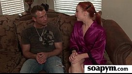 Soapy Massage End With a Big Cumshot 5