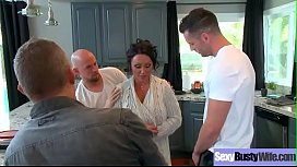 Lovely Mature Lady (Ashton Blake) With Big Boobs In Sex Act Scene mov-07
