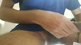 Indian Sexy guy maturbating