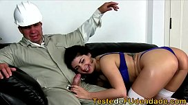 Erotic sex porn man and woman