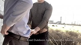 19 Year-old Cruises me & Breeds me in Public Bushes