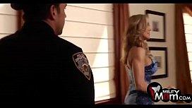 Brandi Love Eva Karera and Julia Ann fuck together - MilfyMom.com