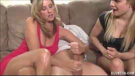 Retro porn with mature video