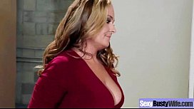 Mommy (elexis monroe) With Huge Juggs Banged Hard mov-15