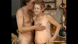redhead mom needs hard sex