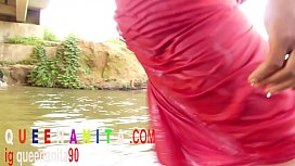 He Is Not Afraid As The Ma'_ami Water Appears In The River He Went And Fucked With Her Just To Make Money And Power