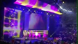 Maryse vs Gail Kim. Raw 2010.