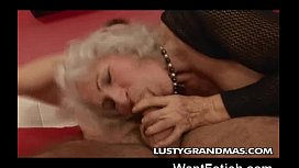 Nasty Grandma!