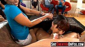 17 Desperate Huge cum swapping clup party 32