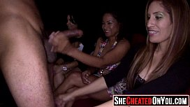 13  Strippers getting sucked and fucked at CFNM orgy 40