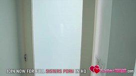 Hey Sister Take Care of My Cock - SisterCUMS.com