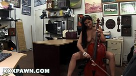 XXX PAWN - Brazilian Cello Player Veronica Lemos Sells Her Body At A Pawn Shop