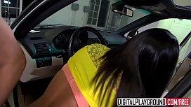 DigitalPlayground - (Gianna Nicole, Xander Corvus) - Car Pickup