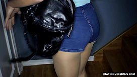 Fit Hairy Babe Pantyhose Tease and Denial - XVIDEOS9