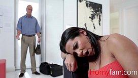 Mom Locks Dad Up In A Room &amp_ Fucks Son