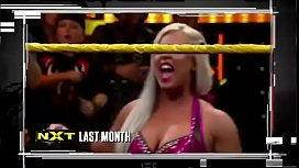 Asuka vs Emma 2 NXT.